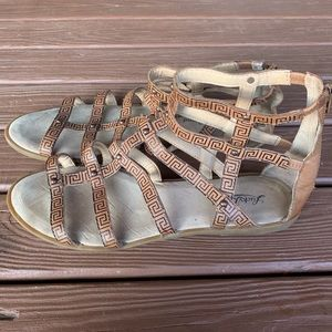 Lucky Brand Shoes - Lucky Brand | Beverlee Gladiator Sandals